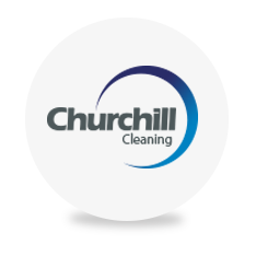 Churchill-cleaning